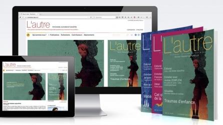 Abonnement à la revue L'autre version papier et numérique